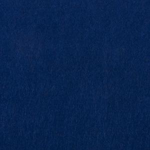 Фетр листовой жесткий IDEAL 1мм 20х30см арт.FLT-H1 цв.673 т.синий