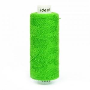 Нитки бытовые Ideal 40/2 100% п/э 636 зеленый