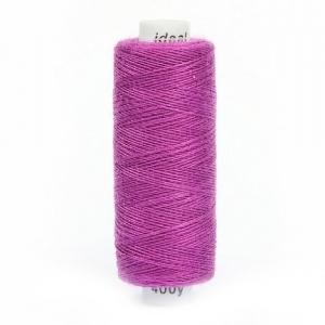 Нитки бытовые Ideal 40/2 100% п/э 192 фиолетовый