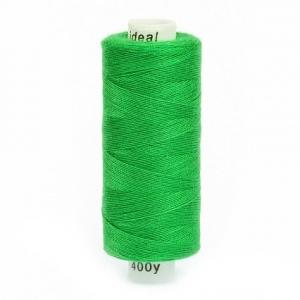 Нитки бытовые Ideal 40/2 100% п/э 431 зеленый