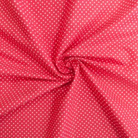 Ткань на отрез бязь плательная 150 см 1554/12 цвет малина