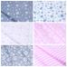Ткань на отрез бязь плательная 150 см 1556/2 цвет серый