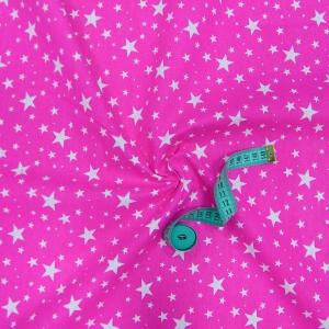 Ткань на отрез бязь плательная 150 см 1556/16 цвет розовый