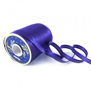 Косая бейка ширина 15 мм (132 м)  цвет F170 фиолетовый