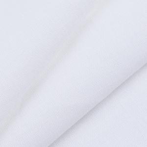Ткань на отрез лен отбеленный
