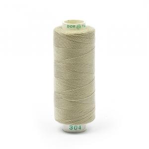 Нитки бытовые Dor Tak 20/3 джинсовые 183м 100% п/э, цв.304