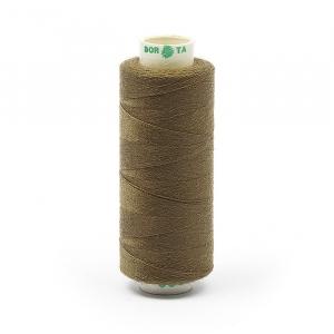 Нитки бытовые Dor Tak 20/3 джинсовые 183м 100% п/э, цв.336