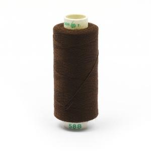 Нитки бытовые Dor Tak 20/3 джинсовые 183м 100% п/э, цв.588