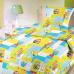 Постельное белье в детскую кроватку 78601 бязь ГОСТ