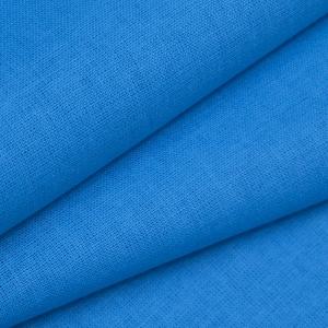 Ткань на отрез бязь М/л Шуя 150 см 12440 цвет ярко-голубой