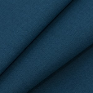 Ткань на отрез бязь М/л Шуя 150 см 18400 цвет лазурно-синий