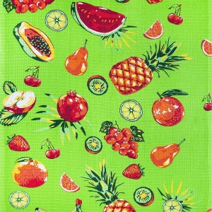 Вафельное полотно 50 см 144 гр/м2 1588 цвет салатовый