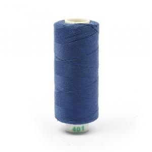 Нитки бытовые Dor Tak 20/3 джинсовые 183м 100% п/э, цв.425