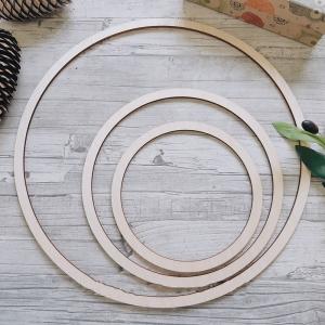Заготовка для ловца снов 3 кольца