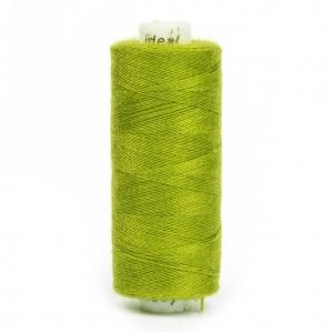 Нитки бытовые Ideal 40/2 100% п/э 450 зеленый