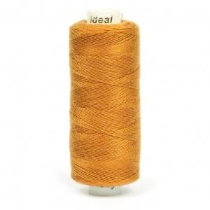 Нитки бытовые Ideal 40/2 100% п/э 385 коричневый