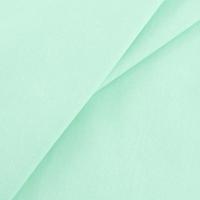 Бязь гладкокрашеная 120гр/м2 220 см на отрез цвет мята