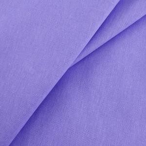Бязь гладкокрашеная 120 гр/м2 220 см цвет василек