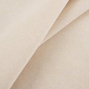 Бязь гладкокрашеная 135гр/м2 220 см цвет бежевый