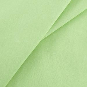 Бязь гладкокрашеная 135гр/м2 220 см цвет салатовый