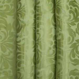 Портьерная ткань 150 см 2С391 цвет 6 зеленый