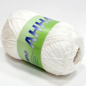 Анна 292 100% хлопок 100гр 530м 1000 (Италия) цвет молочный