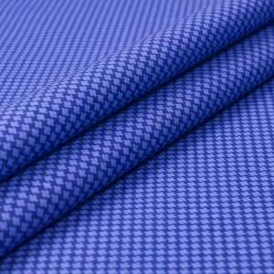Ткань на отрез перкаль 220 см 19780/16 Текстура16 синий основа