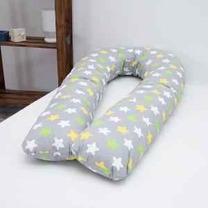 Подушка для беременных U-образная 1798/4 цвет серый