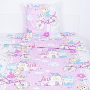 Детское постельное белье из бязи Шуя 1.5 сп 96051 ГОСТ