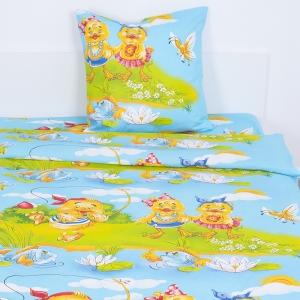 Детское постельное белье из бязи Шуя 1.5 сп 90971 ГОСТ