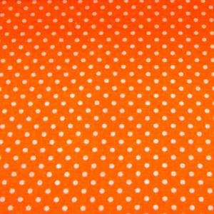 Поплин 150 см 1590/26 цвет оранжевый