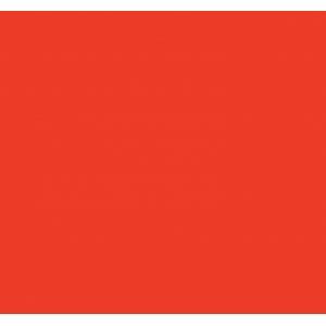 Ткань на отрез ситец гладкокрашеный 80 см Шуя 14010 цвет красный