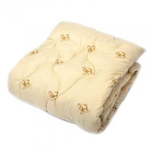 Одеяло Овечья шерсть 300 гр/м2 чехол хлопок 140/205 см