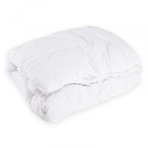 Одеяло полиэфир чехол белый хлопок 300 гр 140/205 см