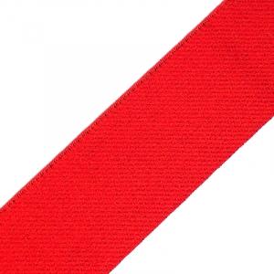 Резинка декоративная №19 красная 3,5см уп 10 м