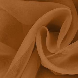 Вуаль 280 см цвет 14 коричневый