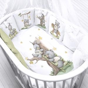 Ткань на отрез перкаль детский 112/150 см 23 На прогулке (1 пододеяльник)