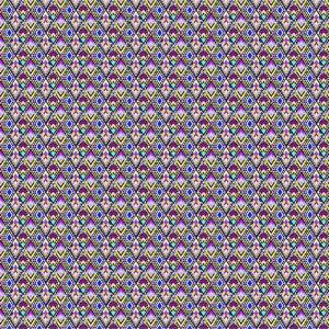 Перкаль 150 см набивной арт 140 Тейково рис 13304 вид 2 Мозаика