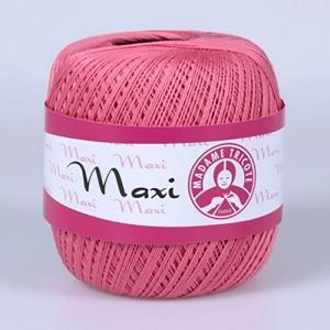 Пряжа Madame Tricote Maxi 100% хлопок 100 гр. 565м. цвет 4914