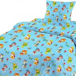 Постельное белье в детскую кроватку 87871 бязь ГОСТ