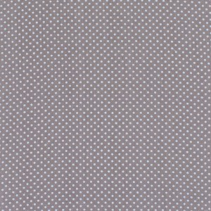 Ткань на отрез бязь плательная 150 см 1590/18 цвет кофе