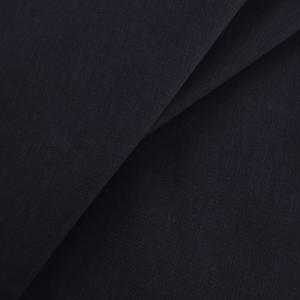 Бязь гладкокрашеная 100гр/м2 150см цвет черный 316