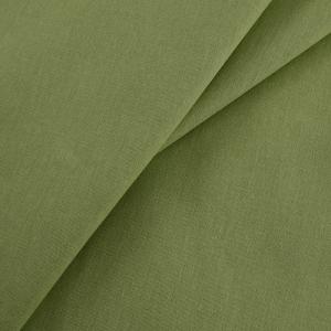 Бязь гладкокрашеная 100гр/м2 150см цвет хаки 35