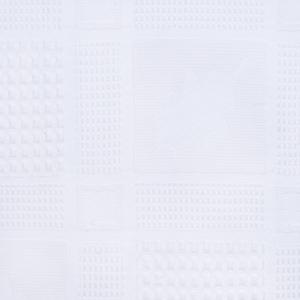 Вафельное полотно отбеленное Дубки 150 см 300 гр/м2