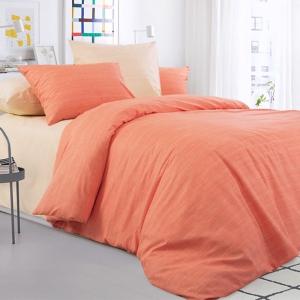 Постельное белье 204931 Сочный апельсин 1.5 сп перкаль