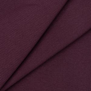 Ткань на отрез кашкорсе с лайкрой 1702-1 цвет темно-лиловый