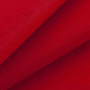 Ткань на отрез бязь м/л Шуя 150 см 14010 цвет ярко-красный