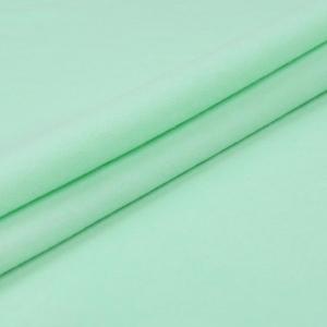 Ткань на отрез фланель гладкокрашеная 90 см цвет мята