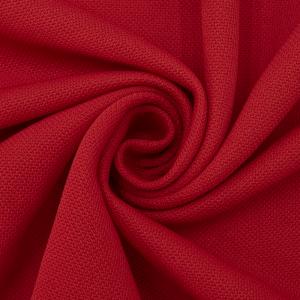 Ткань на отрез лакоста цвет красный