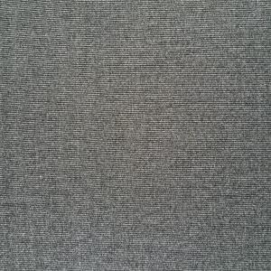 Ткань на отрез кашкорсе 3-х нитка с лайкрой меланж цвет черный
